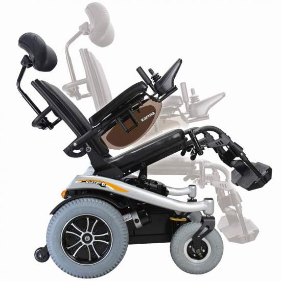 Tilting Wheelchair Blazer T