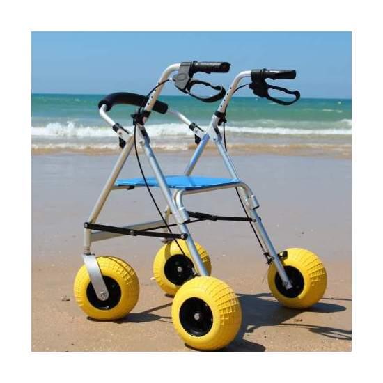 Walker für den Strand...