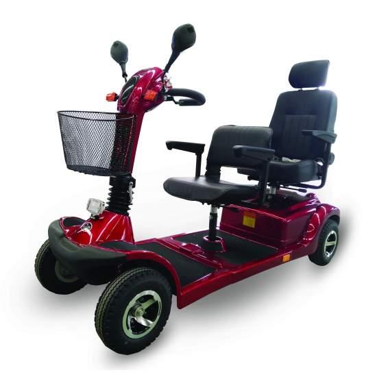 Elektrische scooter Nico...