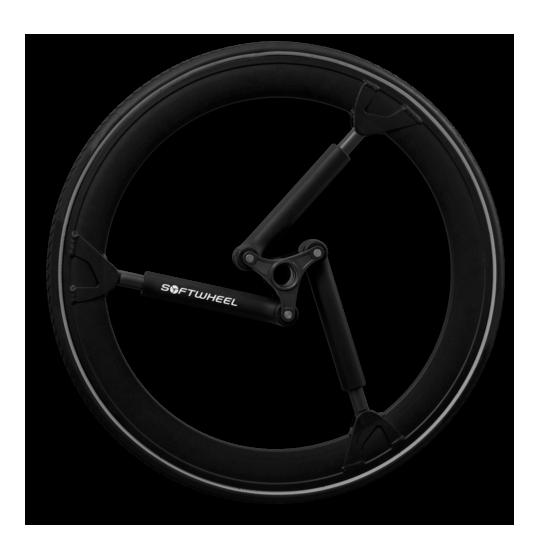 Softwheel-Acrobat-Räder