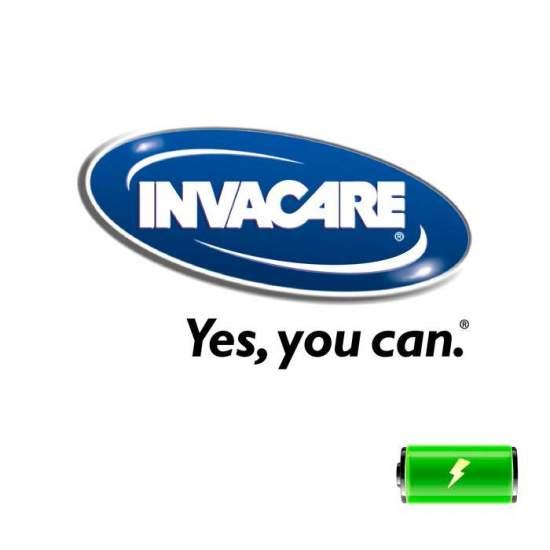 Wheelchair batteries Invacare