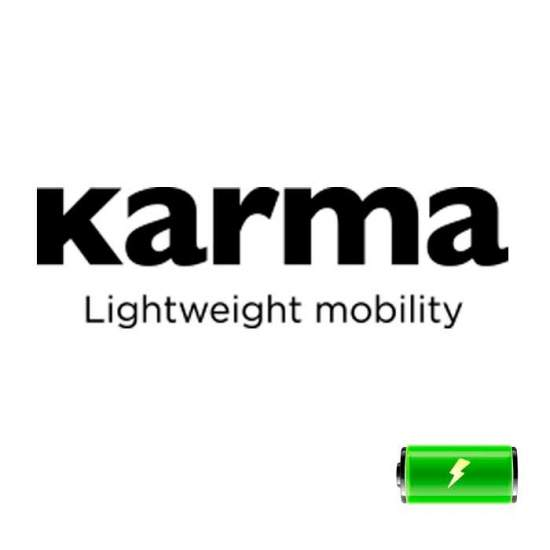 Karma-batterijen voor...