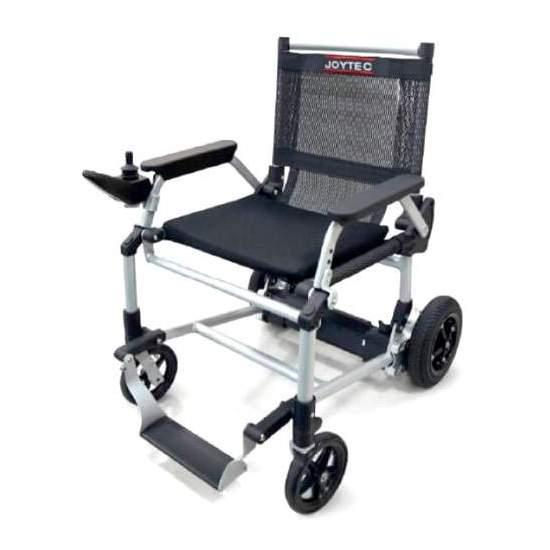 Lichte Joytec-rolstoel