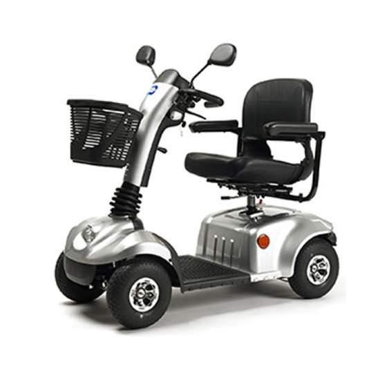Elektrische scooter Eris