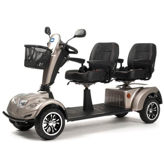 Scooter Double Carpo Limo