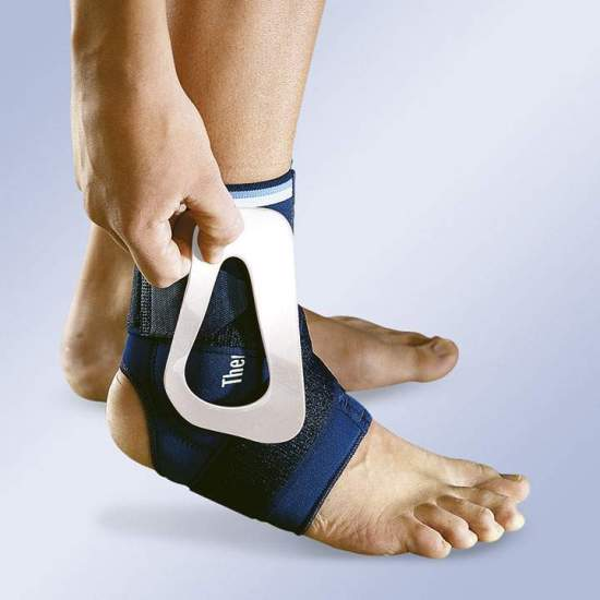 NEOPRENE STABILIZER ANKLE...