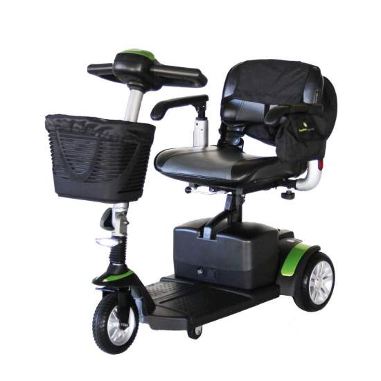 Scooter met 3 wielen Eclipse Plus +