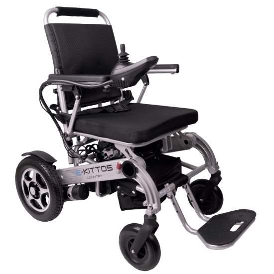e-Kittos sedia a rotelle