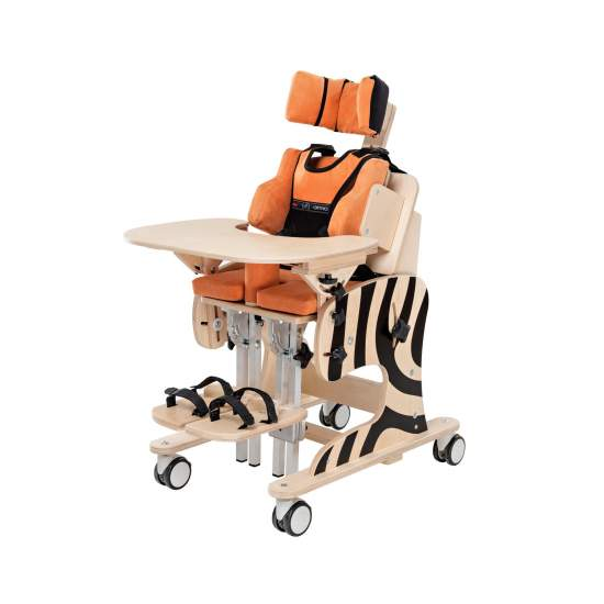 Zebra-Stuhl