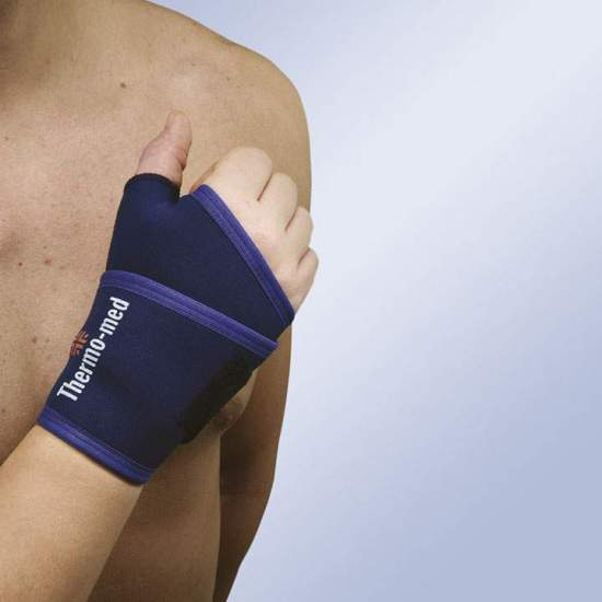 WRIST WRAPPING WITH PULGAR