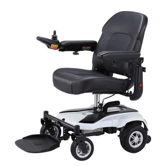 Elektrische rolstoel R120