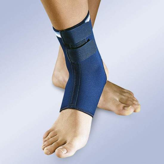 OPEN NEOPRENE ANKLE