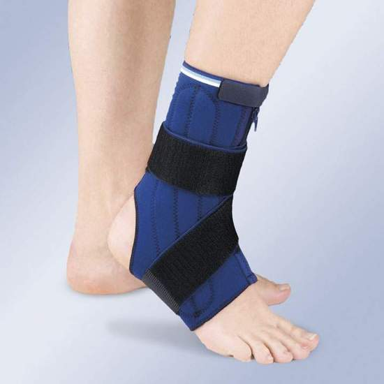 STABILIZING ANKLE IN...
