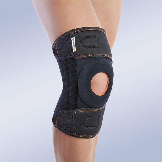KNEE PAD WRAP WITH MID-SIDE...