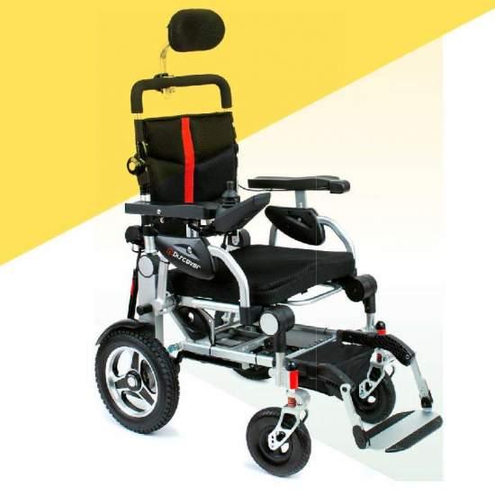 I-Discover sedia a rotelle...