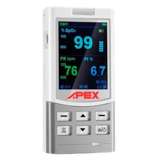 Bippex Pro hand pulse oximeter
