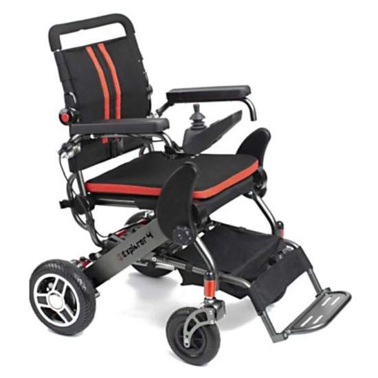 I-Explorer 4 stoel