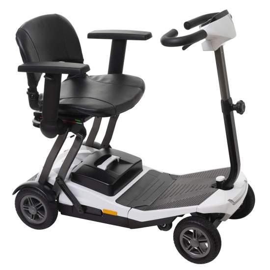 Apex dobrável I-Luna scooter
