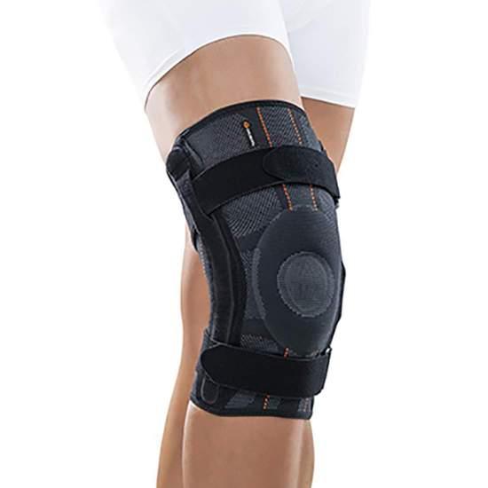 Functional elastic knee...