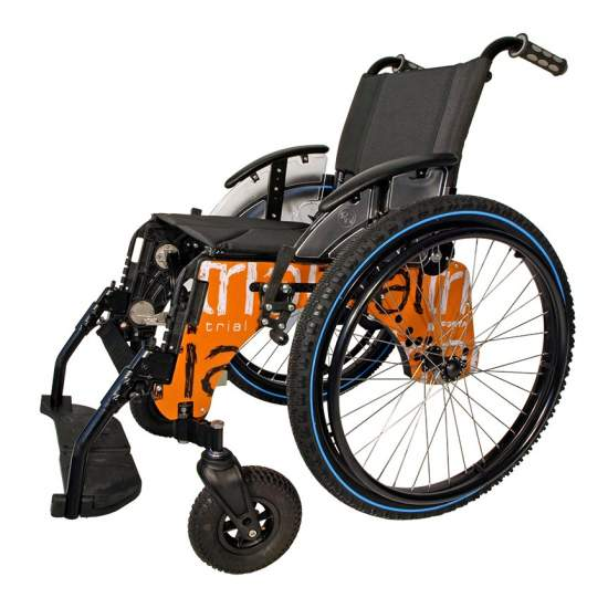 Active wheelchair trial country