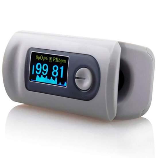 Pulsioxímetro para medir...