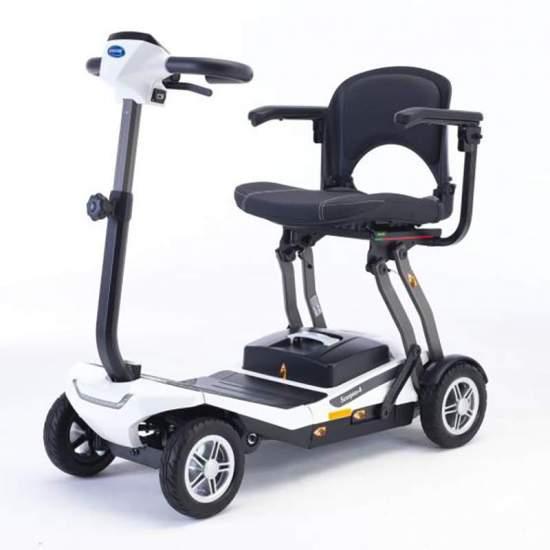 Scorpius Een scooter met...