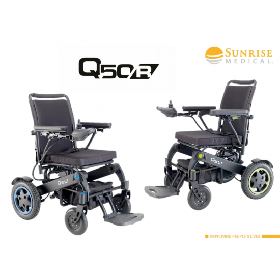 Elektronische stoel Q50R