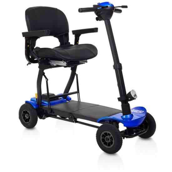 Scooter eléctrico y...