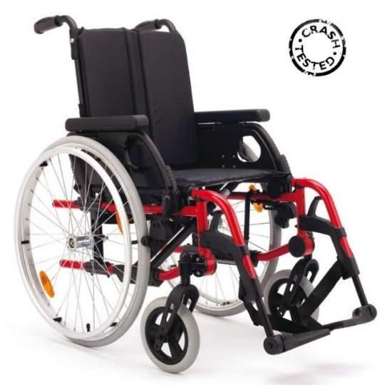Rubix 2 Folding wheelchair