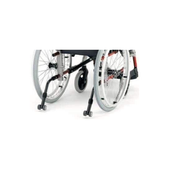Anti-roll wielen