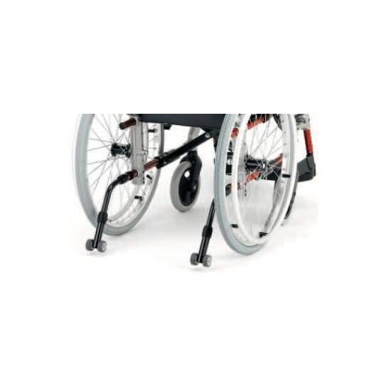Wheels roll