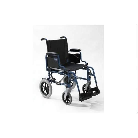 Stalen doorgangsactie stoel 1