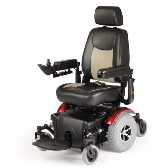 Electric Wheelchair Aid...
