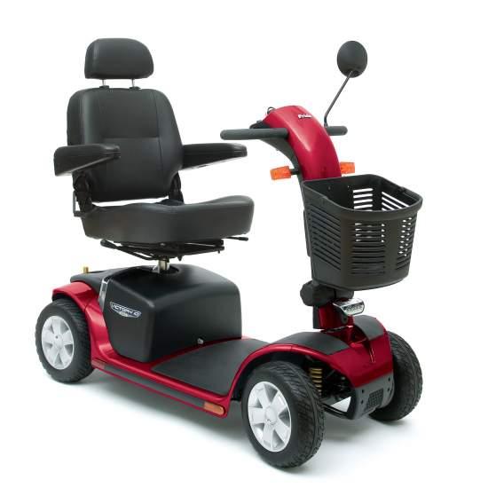 Kompakter selbstfahrender Roller VICTORY 10 DX