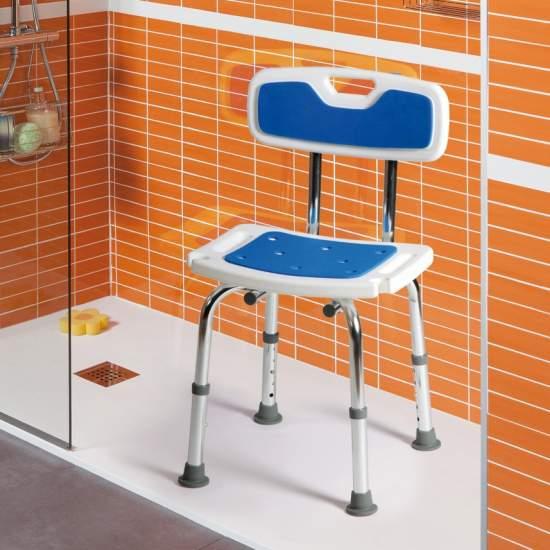 Aluminium stoel Samba Soft