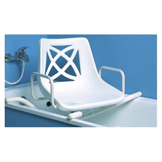 STAINLESS STEEL ROTATING SEAT