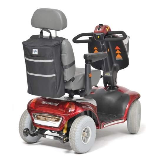 Tas voor scooter H8620