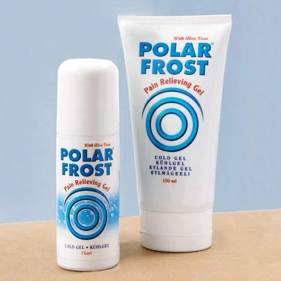 Polar Frost kaltes Gel H9715