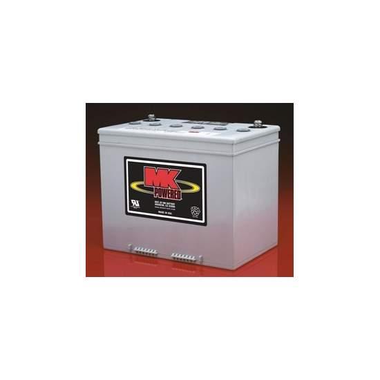 Baterias gel 74 Amph - MK Powered M24 SLD G FT
