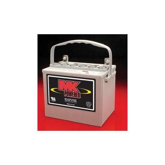 12V- und 35Amph-Batterien für elektrische Stühle und Roller. Modell MK Powered 8GU1H