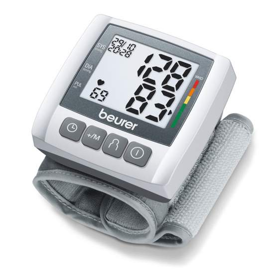 Wrist blood pressure monitor BC 30