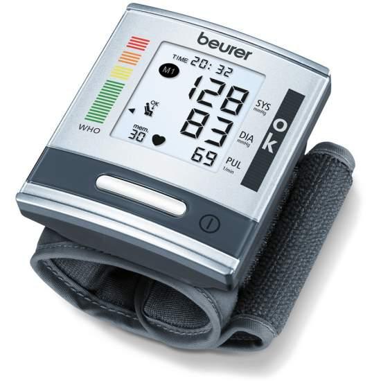 BC 60 Wrist blood pressure monitor