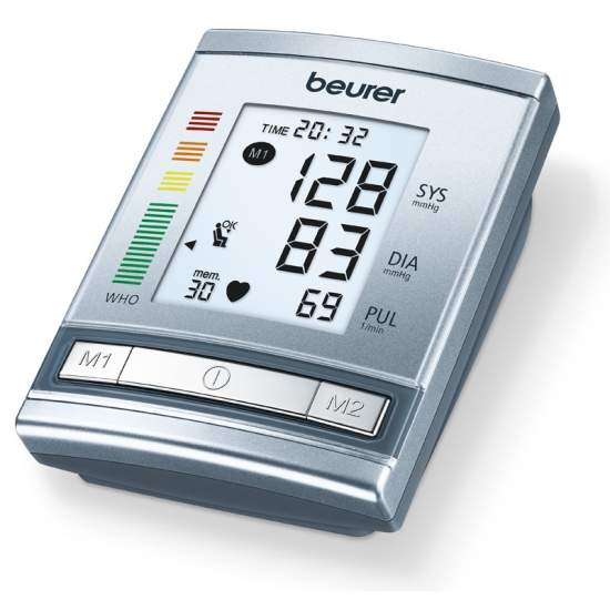 BM 60 digital blood pressure monitor