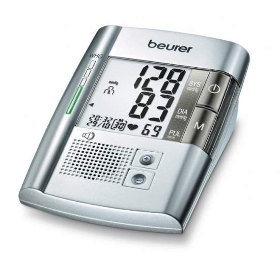Digital blood pressure meter with BM19 voice
