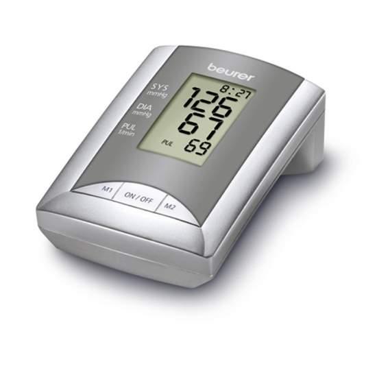 Digitale bloeddrukmeter met BM 20-stem