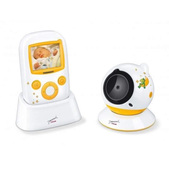 Intercom für Babys mit Video