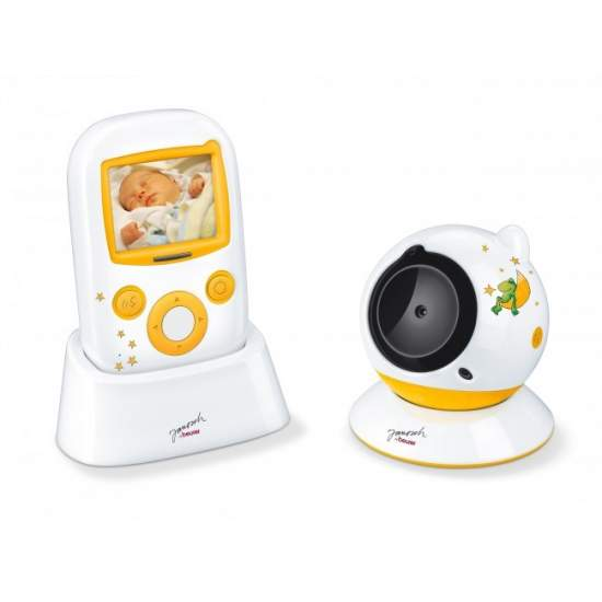 Intercom voor baby's met video