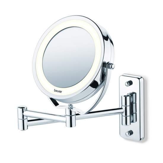 Cosmetische spiegel met licht