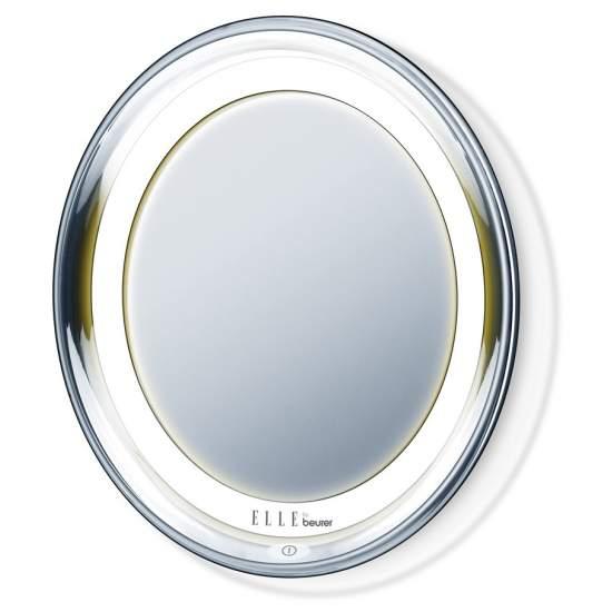 Spiegel met licht