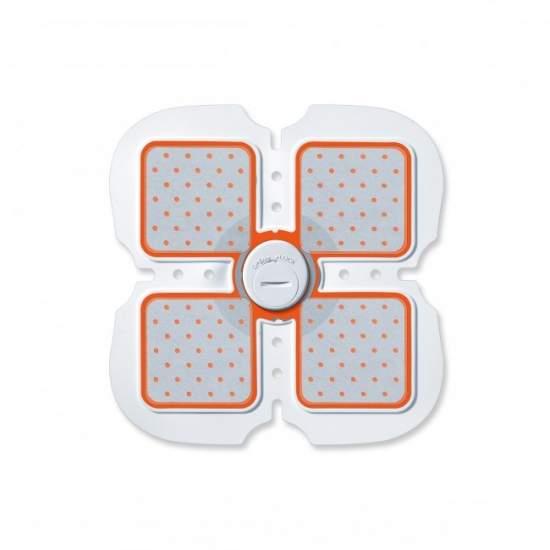 Abdominal electrostimulator 6 pack